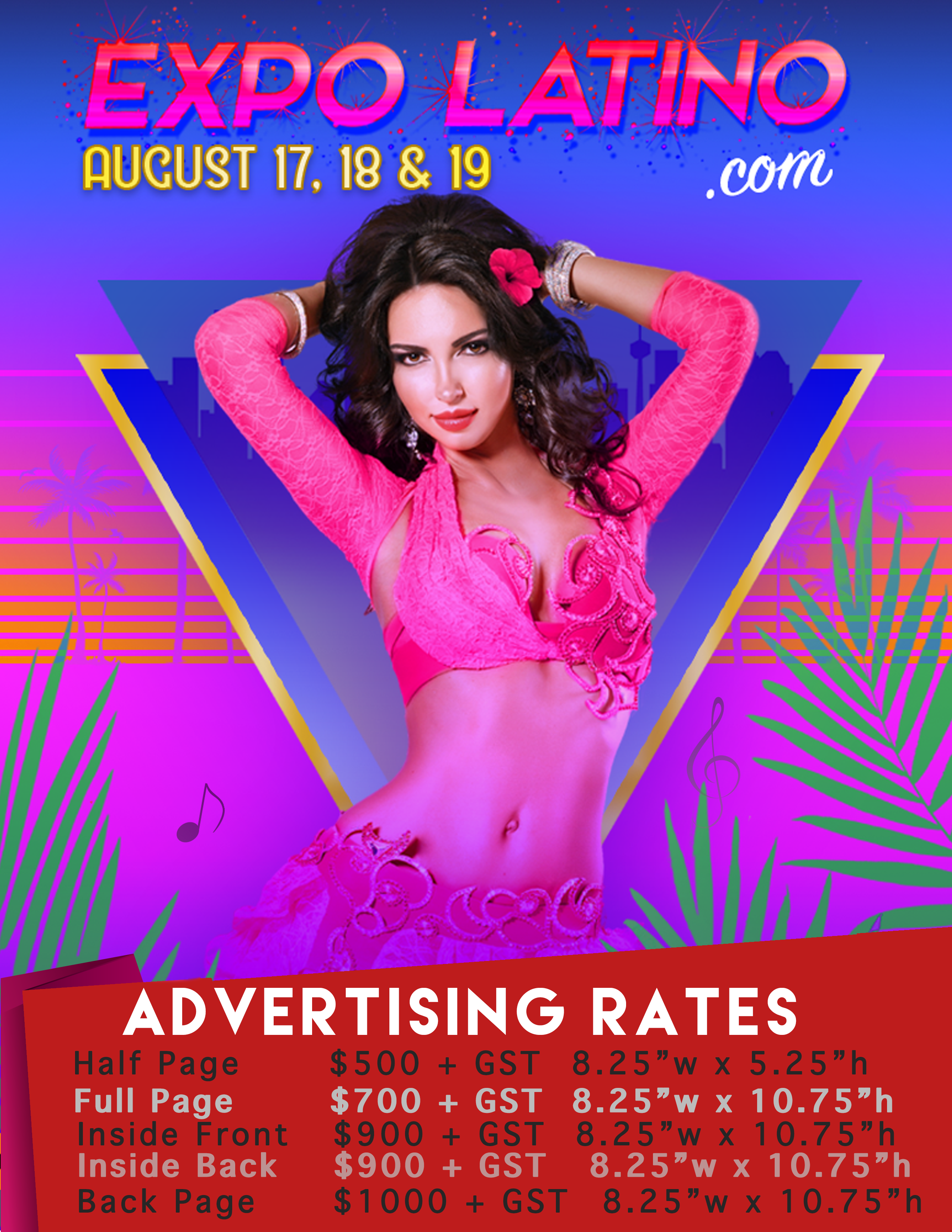 Advertising Specs & Rates